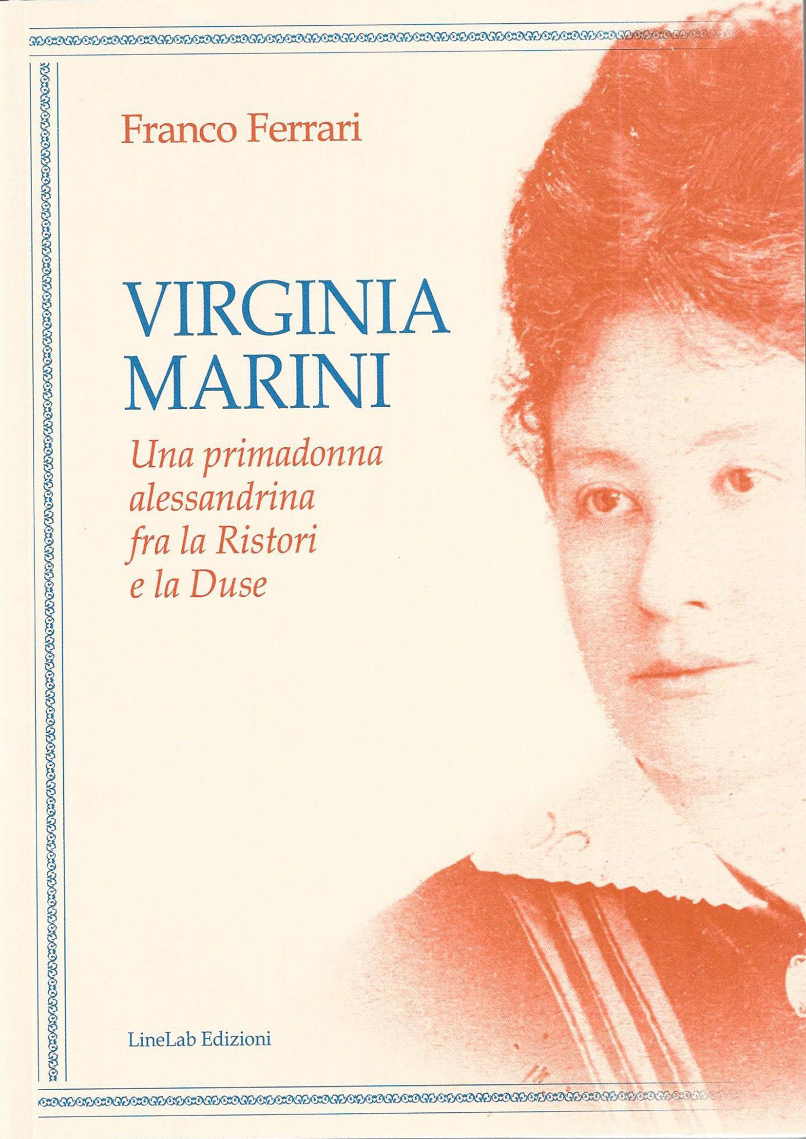 Copertina Virginia Marini