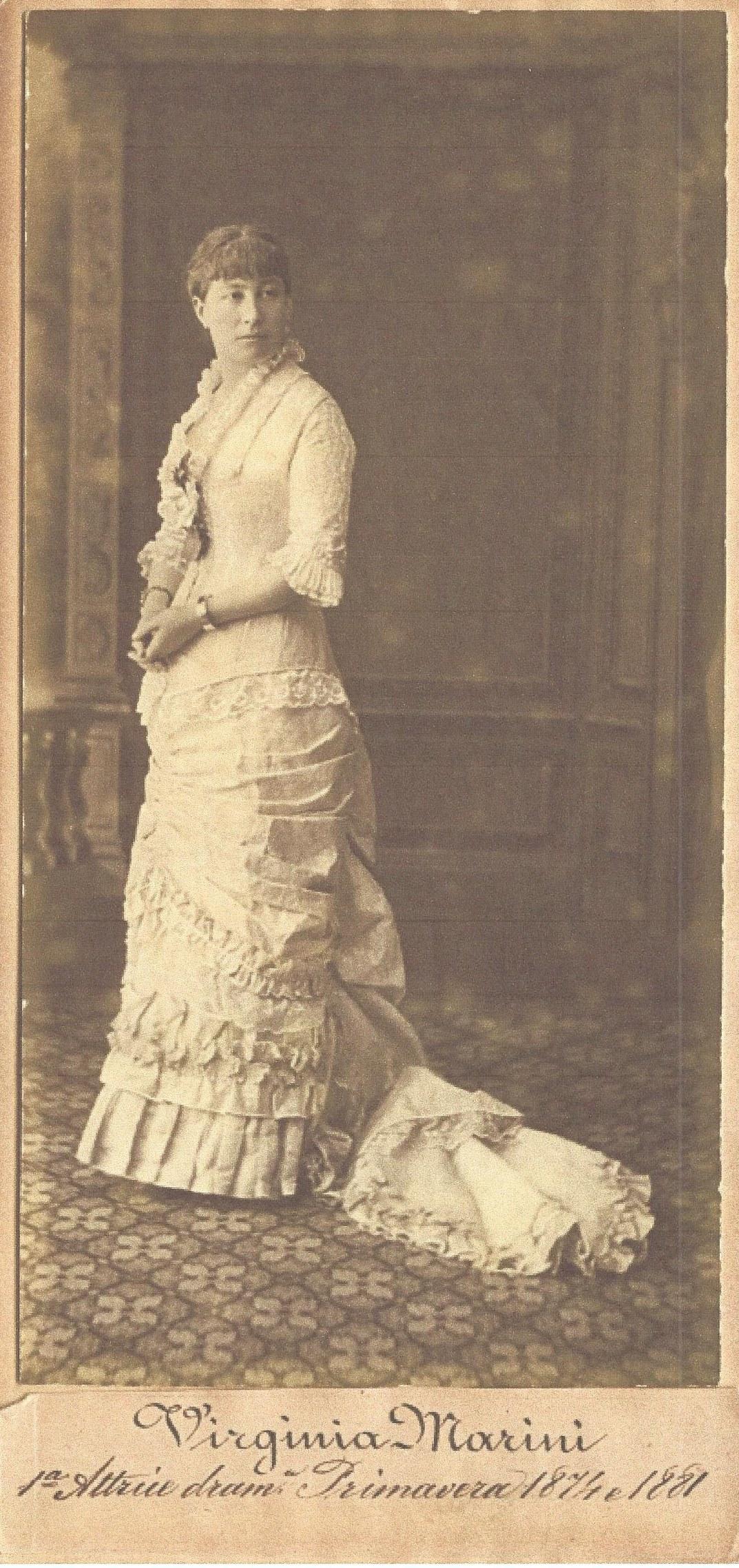 Segnalibro Virginia Marini