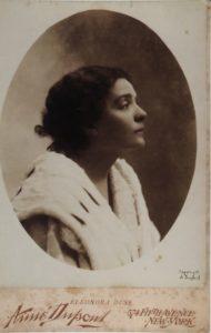 Aime Dupont Eleonora Duse in La Francesca da Rimini 1902 circa Venezia Fondazione Giorgio Cini