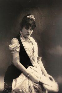 Eleonora Duse in La moglie di Claudio 1890 circa Venezia Fondazione Giorgio Cini
