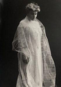 Mario Nunes Vais Eleonora Duse 1905 circa Roma Istituto Centrale per il Catalogo e la Documentazione ICCD