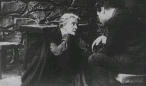 """Eleonora Duse in un fotogramma del film """"Cenere"""""""